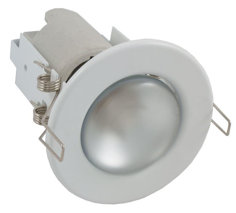 Светильник встраиваемый R50 белый (16686) 22100 в Челябинске